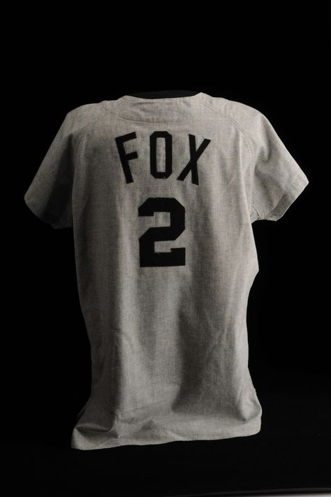 Nellie Fox   Mens tops, Chicago white