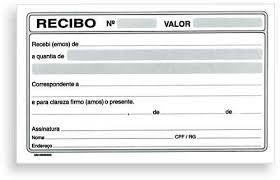 Recibos De Taxis Para Imprimir Imagui