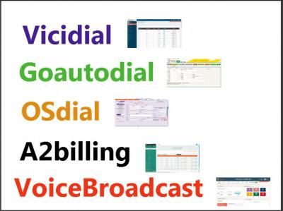 Support for Vicidial GoAutodial A2billing CRM (Ahmedabad