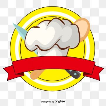 Vectorand Chef S Hat Chef Hat Clipart Pizza Chef Hat Png And Vector With Transparent Background For Free Download Desain Logo Desain Logo Bisnis Kreatif