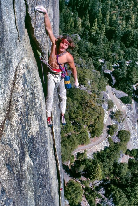 Meet the California Crew That Brought Sex, Drugs, and Free Jazz to Rock Climbing