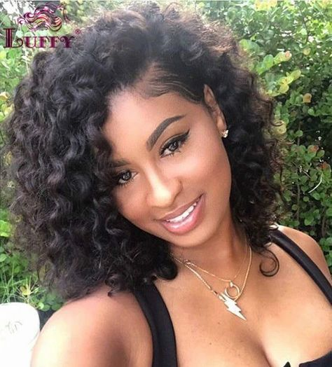 Lace Frontal Wigs curly wigs for african