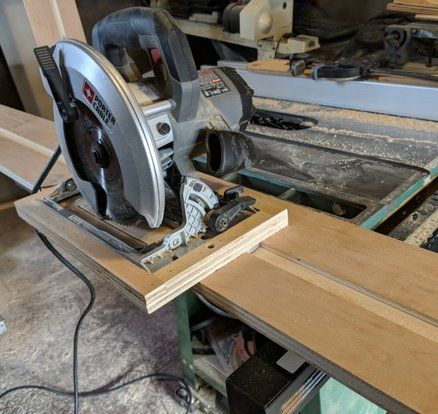 Track Saw Build Used Woodworking Tools Woodworking Tips Woodworking Tools