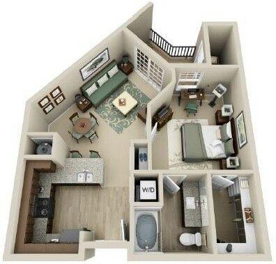 Pin By Riya Pal On House Design Small House Living