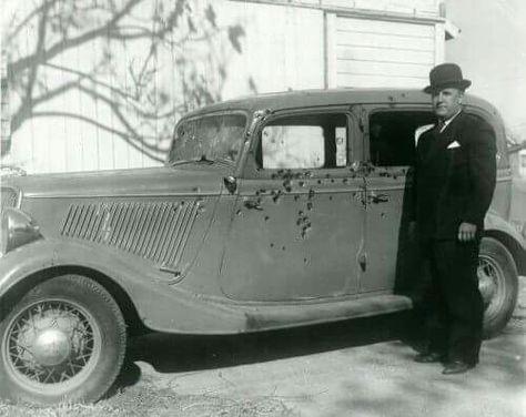 Pin De Netzy Medina En Bonnie Clyde Bonnie Y Clyde Fotos De