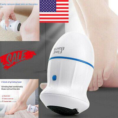 Usb Electric Vacuum Adsorption Foot Grinder File Dead Skin Remover Machine Sale In 2020 Feet Care Dead Skin Feet