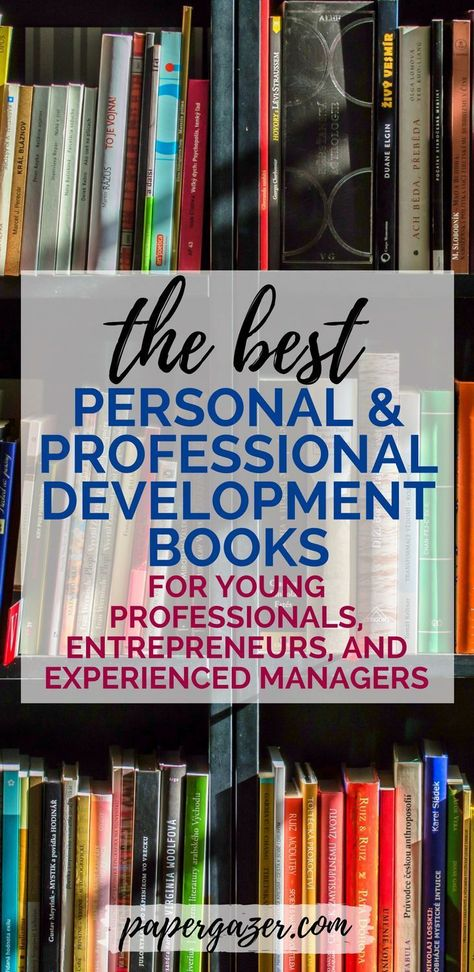 Books for Personal and Professional Development