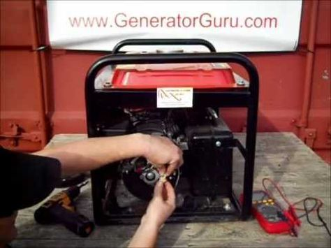 How to test your electricity generators avr brushes and how to test your electricity generators avr brushes and alternator on generator not produciong power pinterest generators asfbconference2016 Gallery