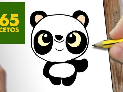 Dessin Panda Facile