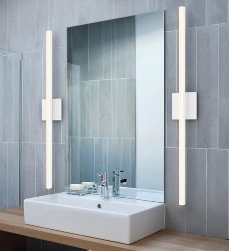 Stix Led Bath Bar By Sonneman 2modern Deco Salle De Bain Led