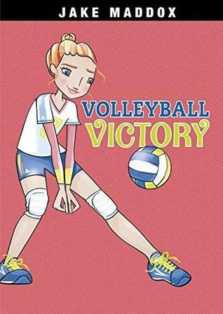 Volleyball Victory Sports Story Volleyball Mystery Books