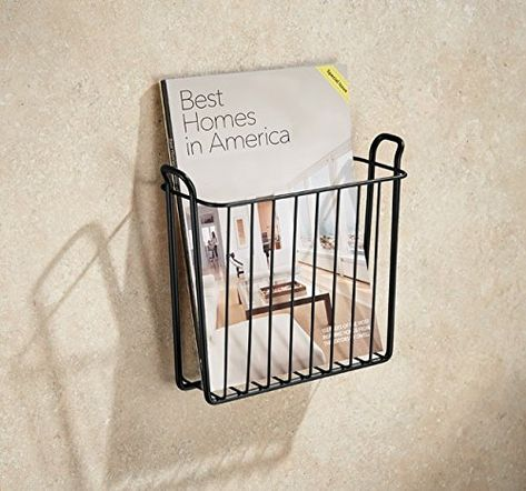 Wire House Magazine Rack House And Home Magazine Best Home Interior Design Interior Design School