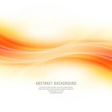 Abstract Beautiful Shiny Orange Wave Background Abstract Vector Orange Vector Wave Vector Png And Vector With Transparent Background For Free Download Waves Background Powerpoint Background Design Graphic Design Background Templates