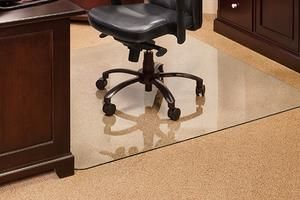 Glass Chair Mat 48 X48 Glass Office Chair Mat Office Chair