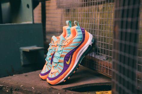 On-Foot  Nike Air Max 98