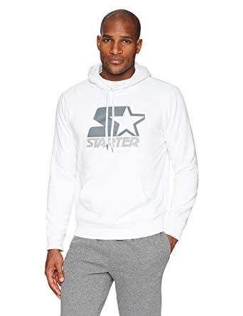 Starter Mens Mens Pullover Graphic Hoodie