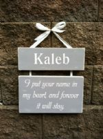 Angel Signs & Baby Name Boards - Remembering Our Babies, Pregnancy Loss Support, Official Site of Pregnancy & Infant Loss Remembrance Day October 15th