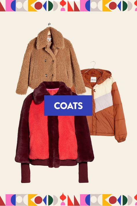 Coats: the ultimate winter essential. Take your pick from our wide range of puffers, trench coats, rain jackets, and more for the whole family.