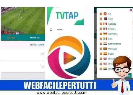 Tv Tap Apk >> Tvtap 2019 Apk Scarica La Nuova Versione Aggiornata Su