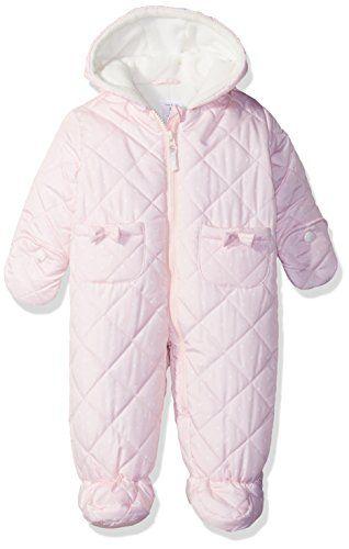 Carters Baby Girls Pram Suit