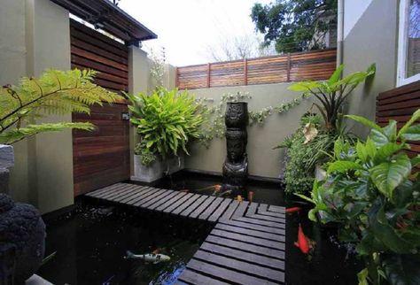 20 desain kolam mini ini bakal bikin rumah kecilmu 'lebih