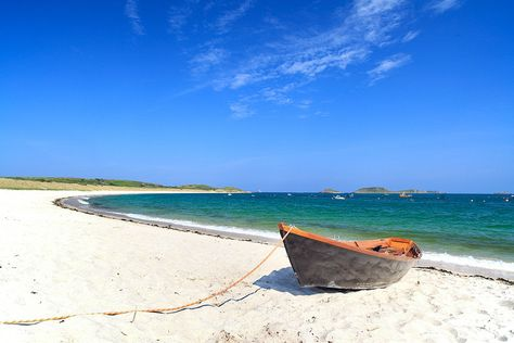 Par Beach, St. Martins, Isles Of Scilly