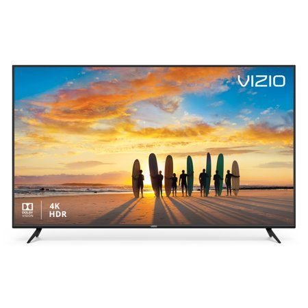 Vizio 65 Class 4k Uhd Led Smartcast Smart Tv Hdr V Series V655 H Walmart Com Smart Tv Vizio Led Tv