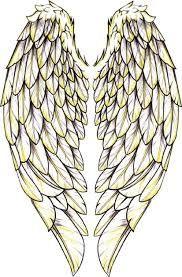 Bildergebnis für engelsflügel malvorlage Kleine