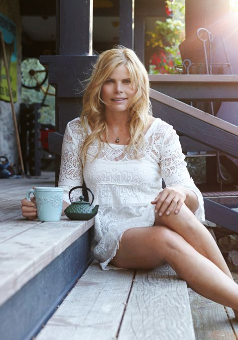 In the documentary 'Running from Crazy,' Mariel Hemingway,
