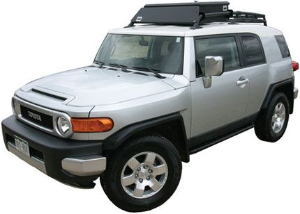 Fj Cruiser Parts Accessories Fj Cruiser Mounting Kit For Roof Rack 14601 By Tuffy Security Fj Cruiser Fj Cruiser Parts Roof Rack