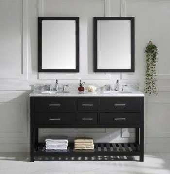 Karson 30 Single Bathroom Vanity Set With Mirror Vanity Set