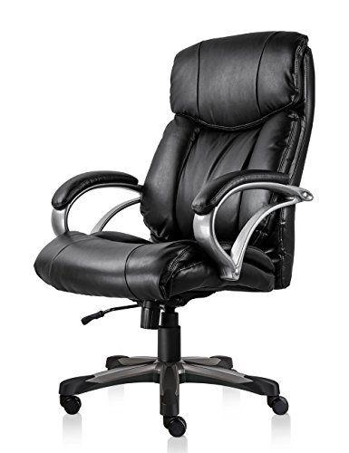 Awe Inspiring Mdl Furniture Heavy Duty Executive Office Chair Ergonomic Inzonedesignstudio Interior Chair Design Inzonedesignstudiocom