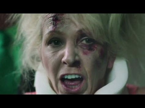 Twiggy Stehle anti gun ad featuring is a misfire