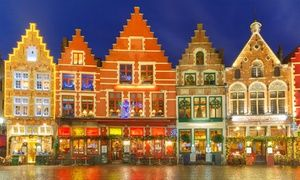 Groupon Bruges One Day Christmas Market Coach Trip With Return