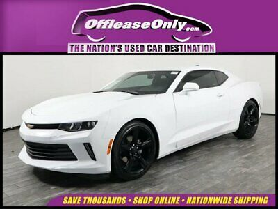 Ebay Advertisement 2018 Chevrolet Camaro 1lt Off Lease Only 2018