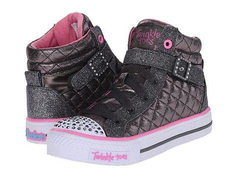 Details about Skechers Girls' S Lights Sweetheart Lights Sneaker