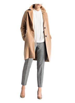 Classic Chic Fur Damen Online Kaufen Breuninger Outfits Damen Herbst Damen Und Karierter Mantel