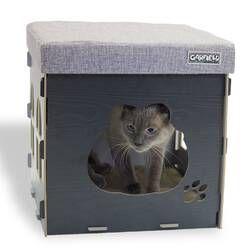 27 Gretel Cat Tree Cat Condo Garfield Cat Cat Bed