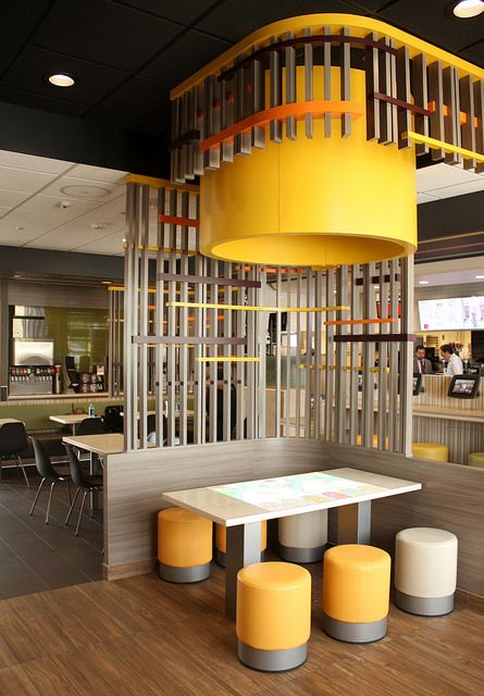 mcdonalds interior - Google Search | Hospitality Design | Pinterest |  Mcdonalds, Interiors and Hospitality design