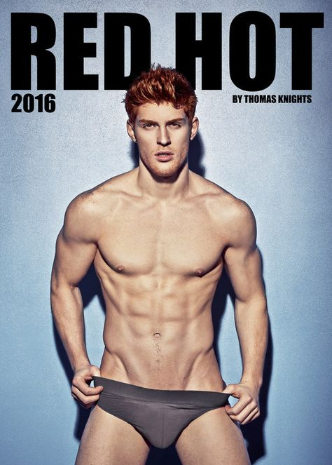 This Calendar Of Gorgeous Redhead Men Will Give You Life