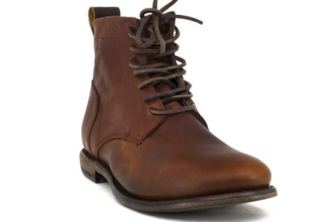 SUTRO Starr Boot - Brown Leather | Shoe Biz - San Francisco