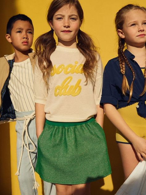 Bande à part – Bellerose | Follow our Pinterest page at @deuxpardeuxKIDS for more kidswear, kids room and parenting ideas