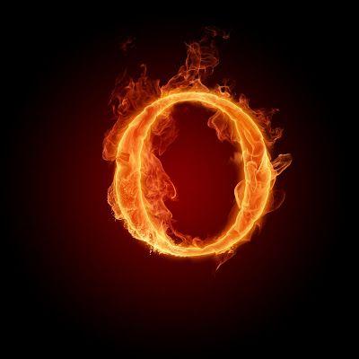 770 Gambar Huruf Api Keren Gratis Terbaik