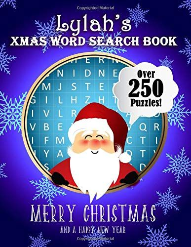 Download Pdf Lylahs Xmas Word Search Book Over 250 Large Print Puzzles For Lylah Wordsearch Santa Bubble Theme Free Epub Mo In 2020 Book Search Books Books To Read