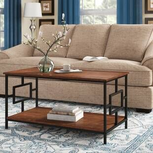 Three Posts Kanagy Coffee Table With Storage In 2019 Coffee