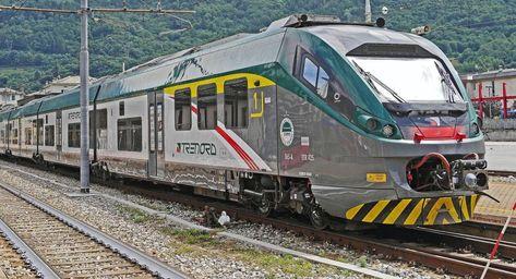 Trenitalia sostituisce i vecchi treni diesel con nuovi treni ibridi a 'tre anime'