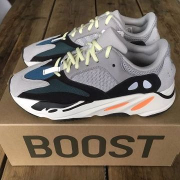Adidas Yeezy Boost 700 Wave Runner Kanye West B75571 Ds Jerseys For Cheap In 2020 Adidas Yeezy Boost Adidas Yeezy Black And White Sneakers