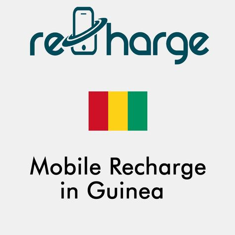 Mobile Recharge in Guinea. Use our website with easy steps to recharge your mobile in Guinea. #mobilerecharge #rechargemobiles https://recharge-mobiles.com/