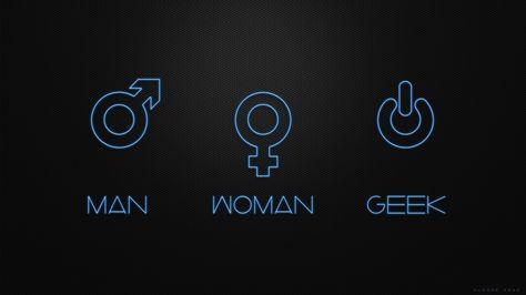 women humor geek men digital art black background \/ 1920x1080 - k amp uuml che aus paletten