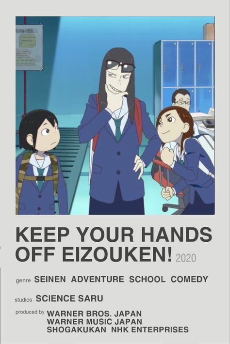 Keep Your Hands Off Eizouken